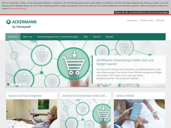 ackermann.com