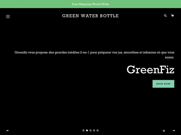 greenwaterbottle.com