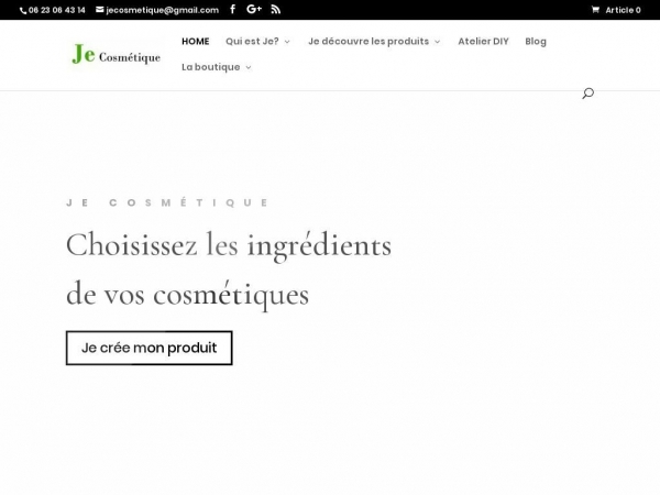 jecosmetique.fr