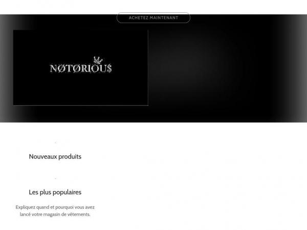 notorious7.godaddysites.com