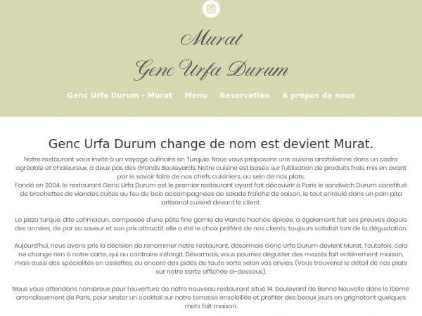 restaurant-murat.fr