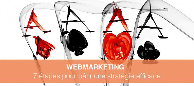 comment batir strategie webmarketing