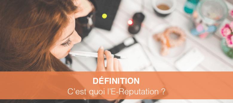 ereputation definition