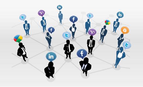 Les réseaux sociaux pour recruter
