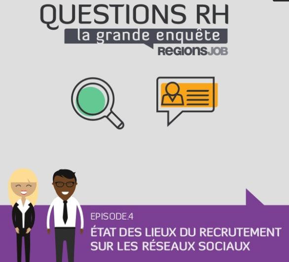 Social Media, recrutement et marque employeur, les tendances RH
