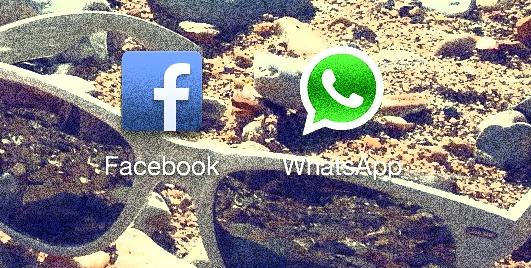 Après l'échec du dossier Snapchat, Facebook rachète WhatsApp