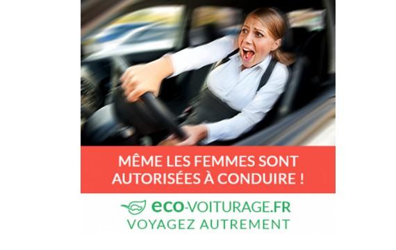 Bad Buzz sexiste Ecovoiturage