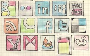 Les médias sociaux dans l'Inbound Marketing