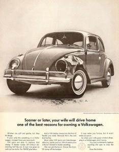 Le meilleur des bad buzz sexistes - Volkswagen