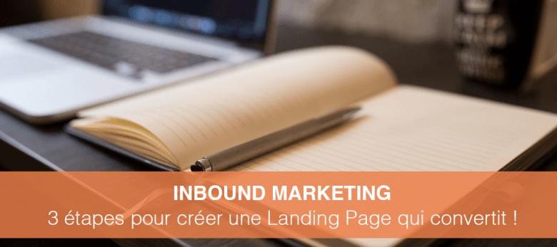 comment créer une landing page efficace