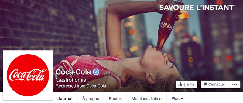 comment créer une page Facebook pour son entreprise - la photo de couverture