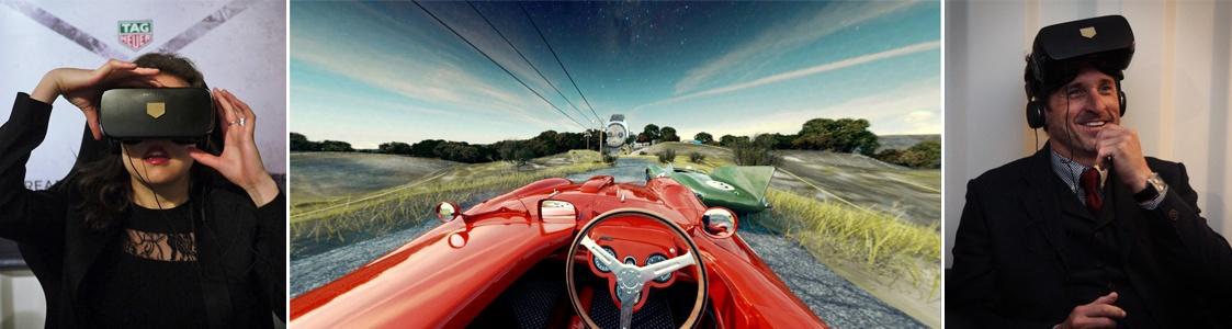 VR : quels usages pour les marques - realite virtuelle