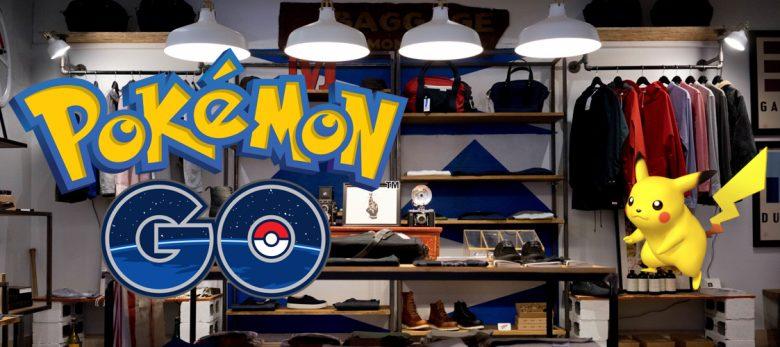 comment attirer plus de clients avec Pokemon Go