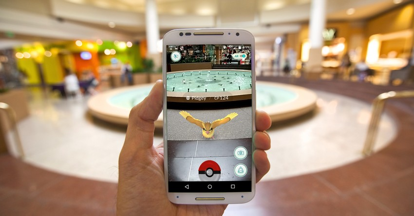 attirer plus de clients avec pokemon go