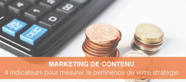comment mesurer ROI marketing de contenu