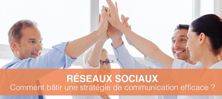 comment communiquer reseaux sociaux entreprise