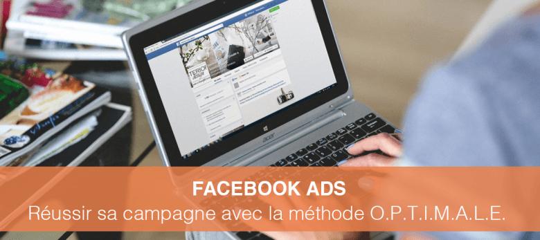 réussir sa campagne facebook ads