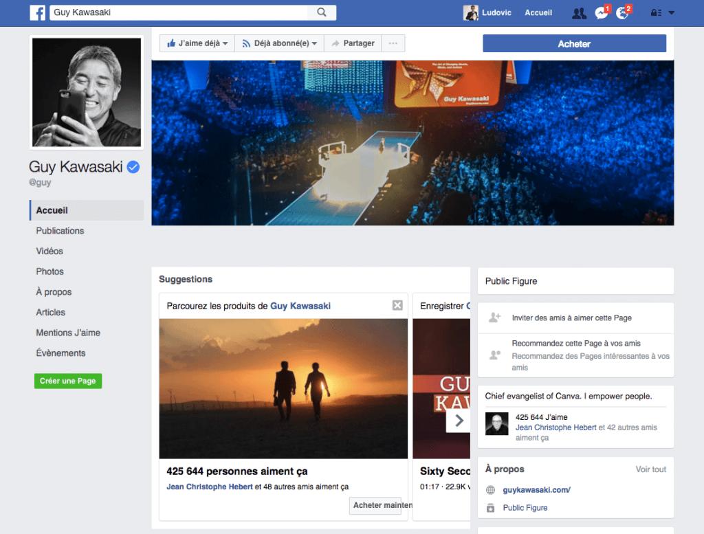 faire connaitre son entreprise sur facebook