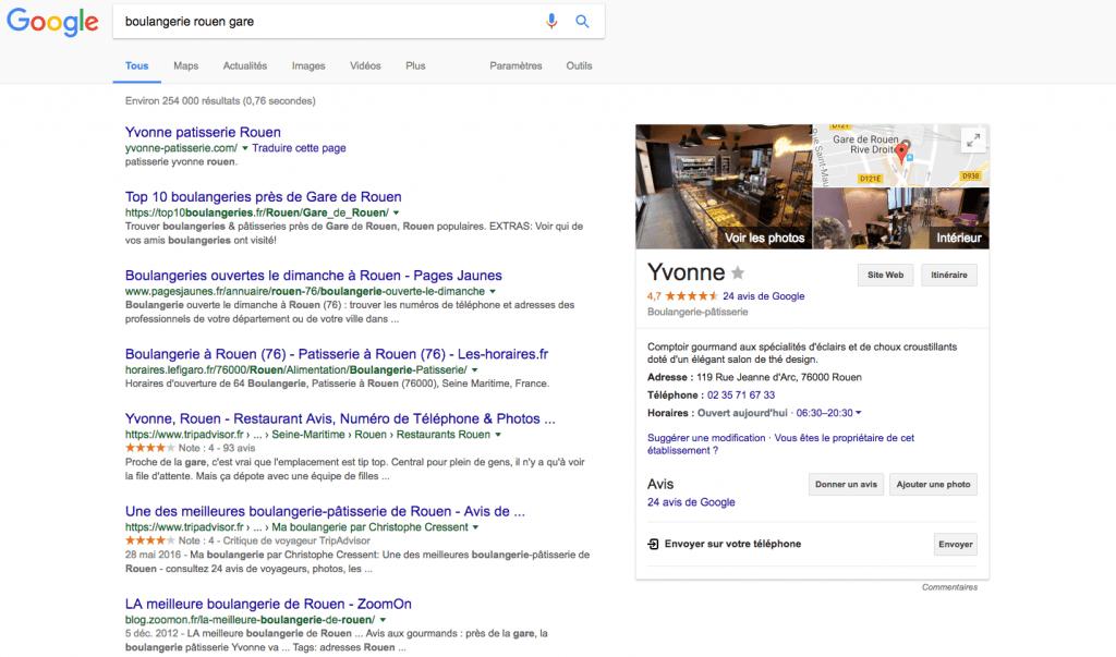 Comment être visible sur Google
