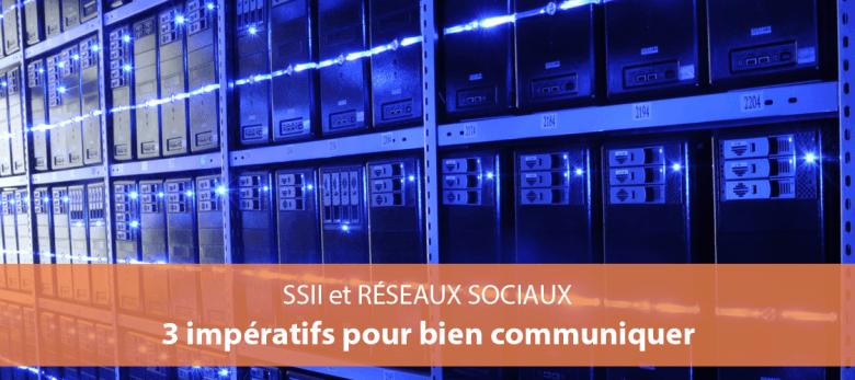 Sociétés informatiques - SSII - ESN sur les réseaux sociaux