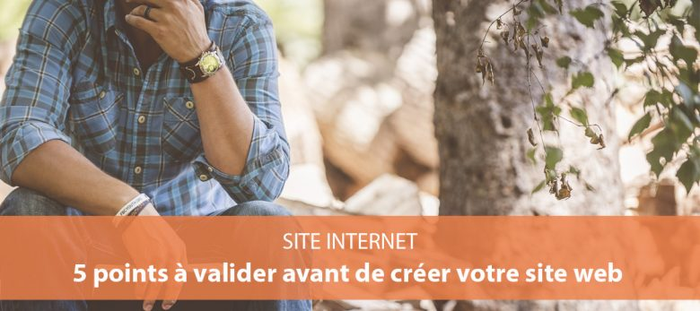 comment faire un site internet