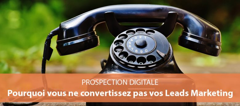 pourquoi les commerciaux ne convertissent pas les leads marketing