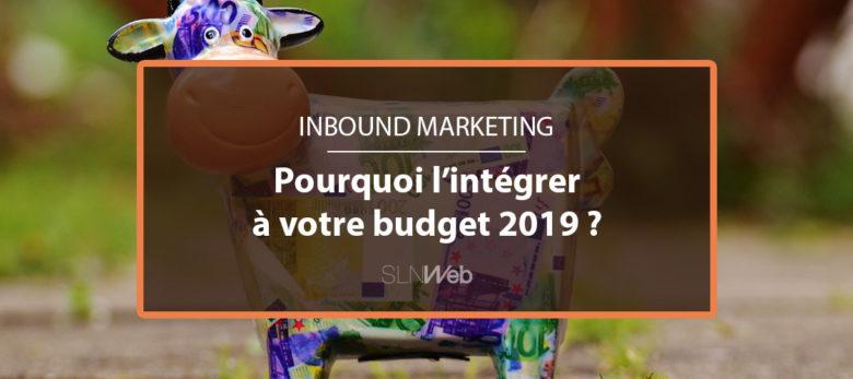 Pourquoi intégrer l'inbound à votre budget marketing