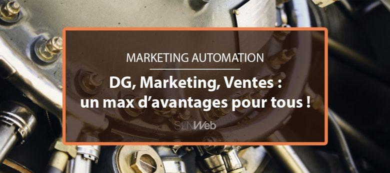 les avantages du Marketing Automation