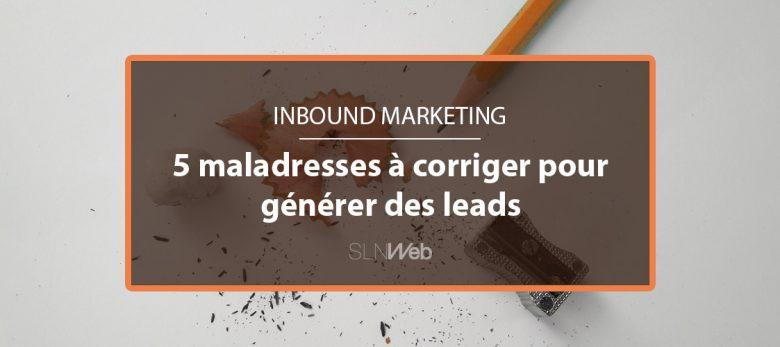 générer des leads avec du contenu - inbound marketing