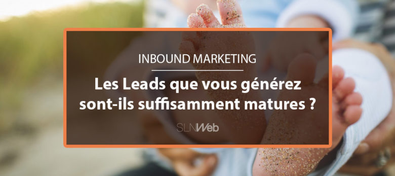 generation de leads matures en B2B