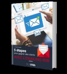 livre blanc guide 5 etapes pour creer emailing efficace en B2B