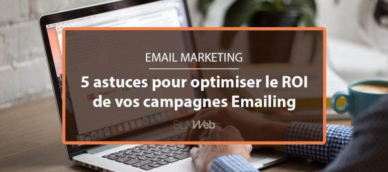 Améliorer le ROI de votre Emailing en B2B