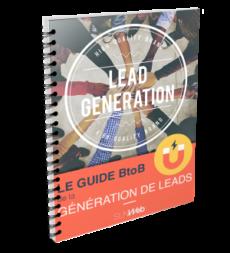 guide generation de leads en B2B - livre blanc