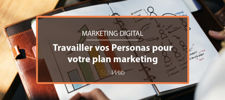 faire un plan marketing en B2B - le travail des personas