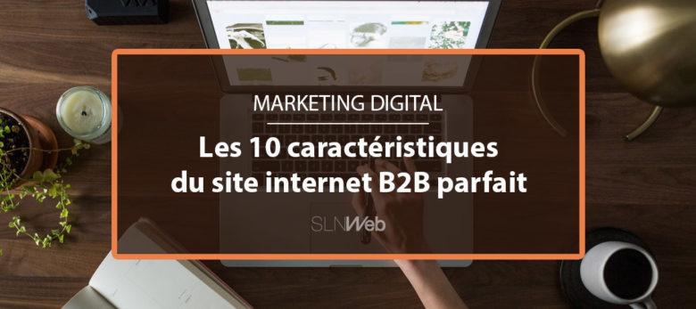 comment créer un site internet efficace en B2B