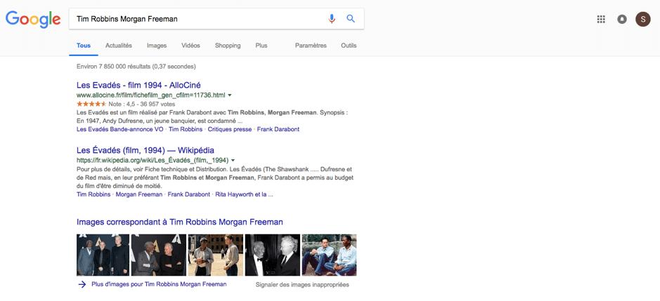 bien référencer son site internet sur google - les mots clés