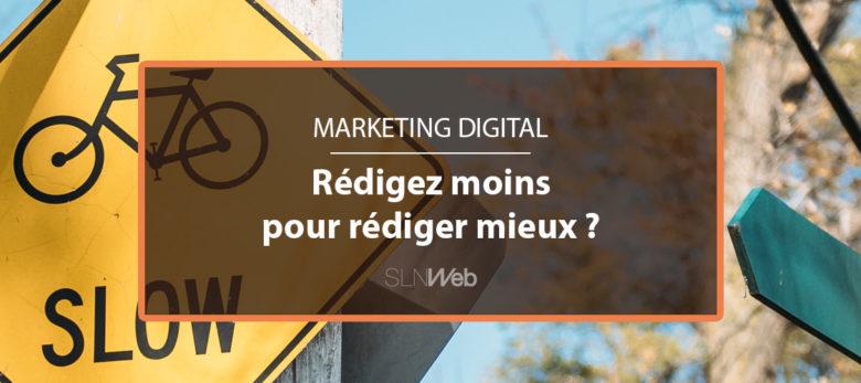 comment rédiger pour une stratégie marketing digital efficace