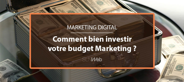 budget marketing - 7 pistes d'investissement