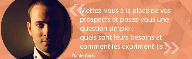 SEO - les astuces de Daniel Roch