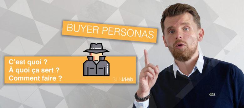 definition buyer persona et bonnes pratiques
