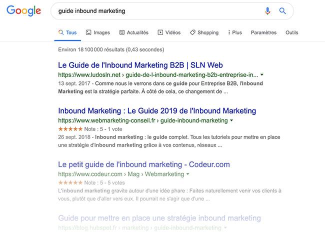 référencer son site internet sur Google - objectif podium