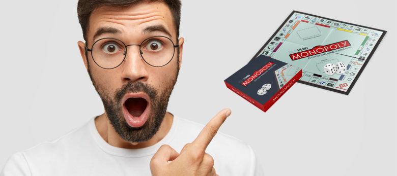 infographie monopoly inbound marketing