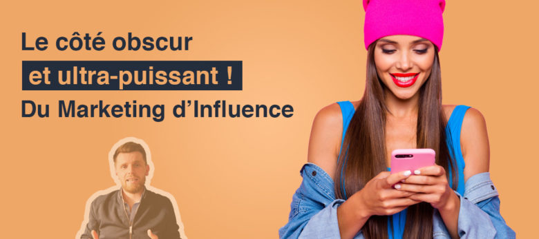 analyse de la mécanique d'influence marketing