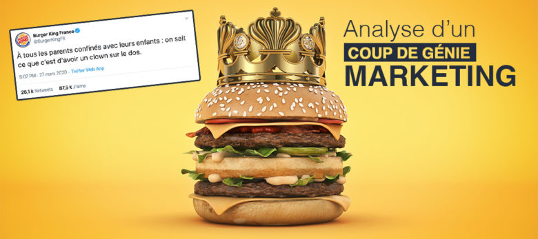 burger king vs mcdo analyse marketing