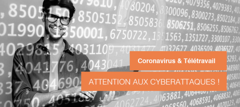 coronavirus teletravail et cybersecurite