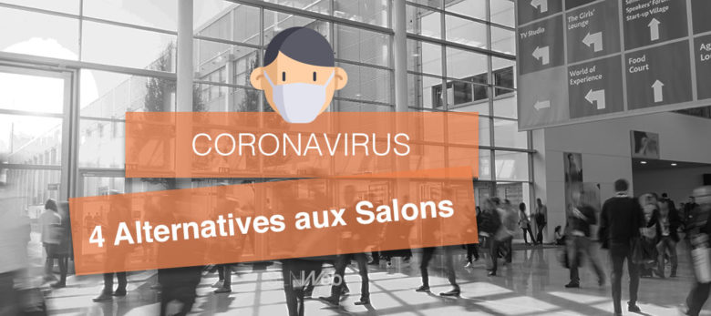 Les alternatives aux salons professionnels