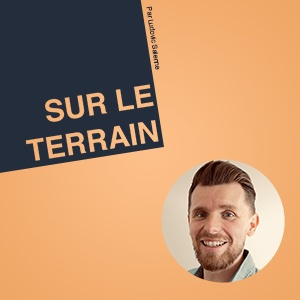 cover podcast marketing business sur le terrain