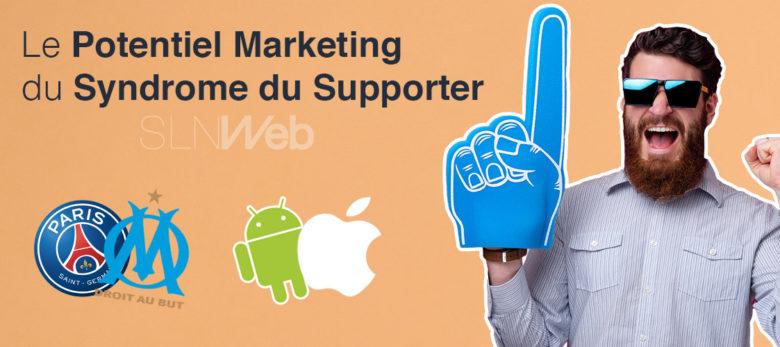 syndrome du supporter et Marketing
