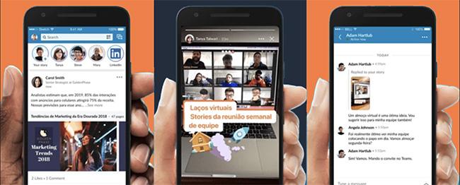 pourquoi et comment faire une story linkedin