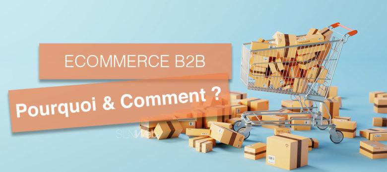 pourquoi et comment faire du ecommerce en B2B